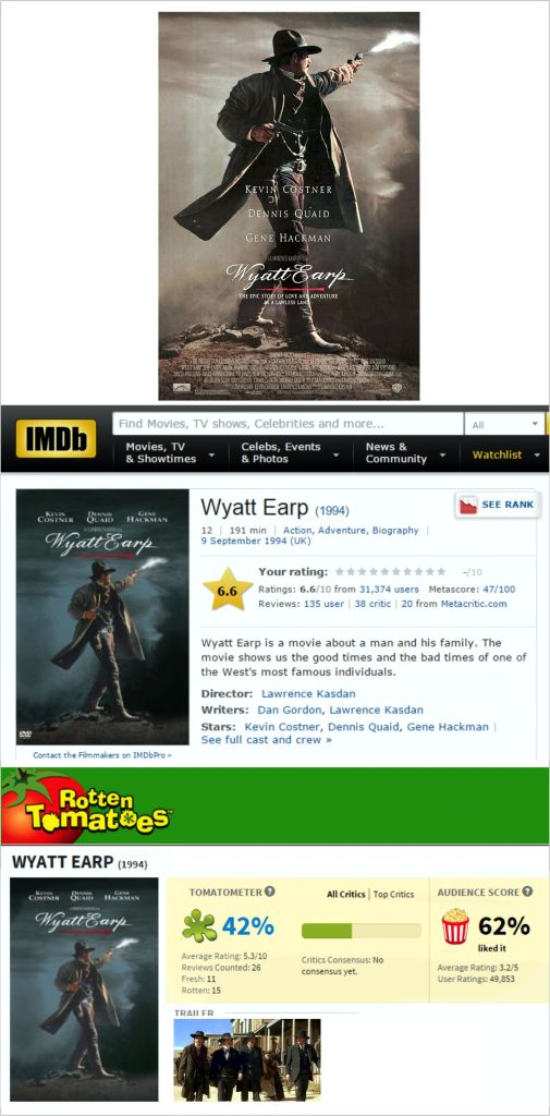wyatt earp review
