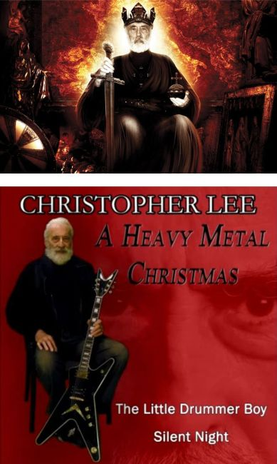 Christopher Lee Heavy Metal