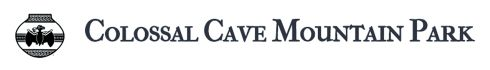 Colossal Caverns Park Logo