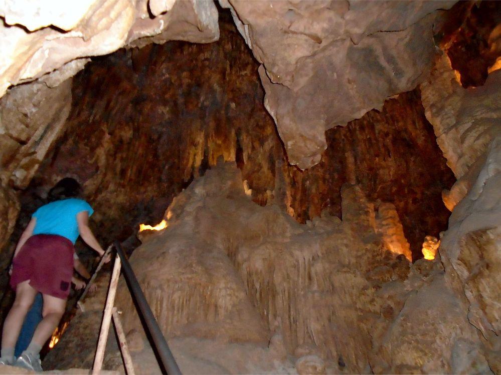 Colossal Caves onward and upward
