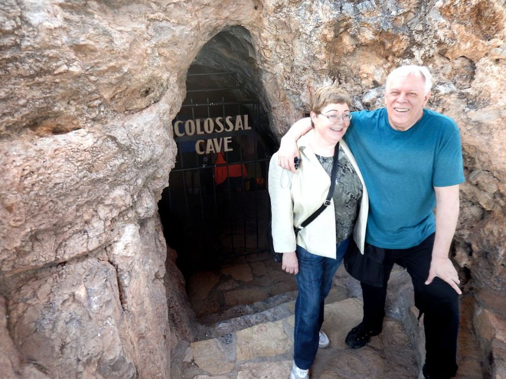 Colossal Caves Tour 14