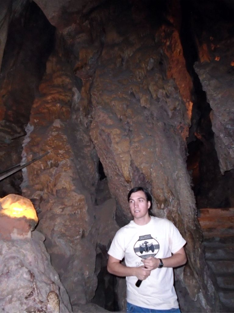 Colossal Caves Tour 2