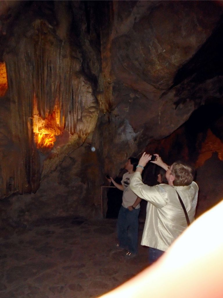 Colossal Caves tour