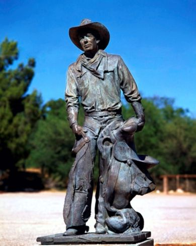 Colossal Ranch Buck McCain Statue The Cowboy
