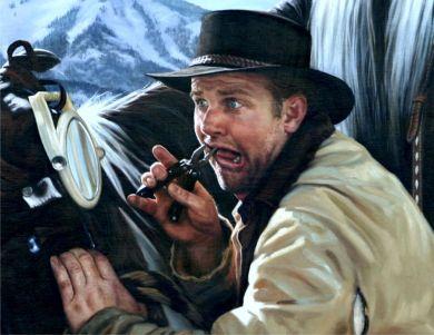 Cowboy dentistry