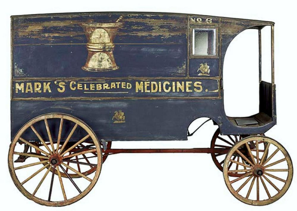 medicine wagon 2