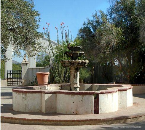 Mission San Xavier Del Bac 12