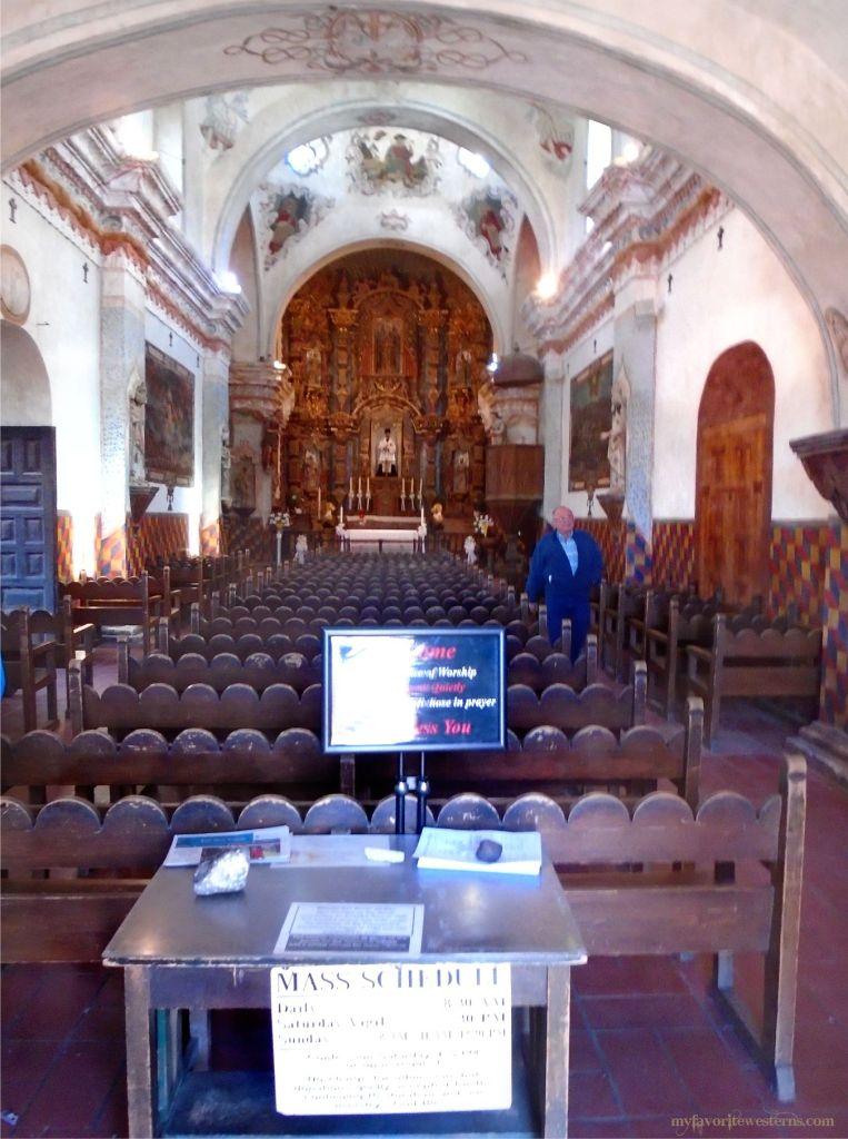 Mission San Xavier Del Bac 16