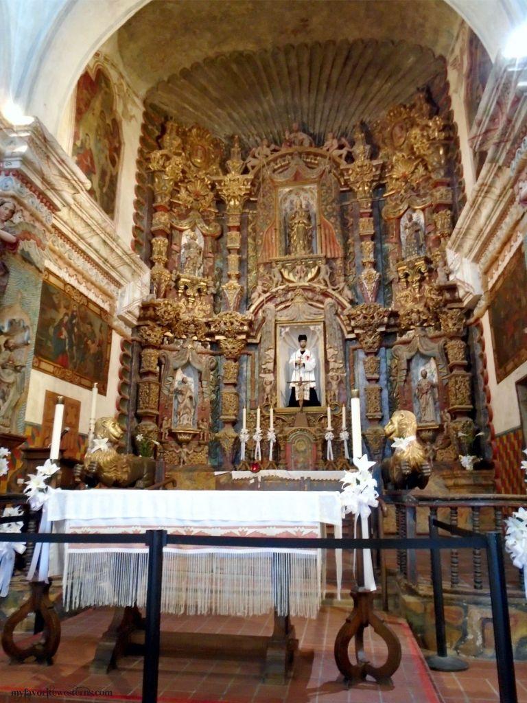 Mission San Xavier Del Bac 18