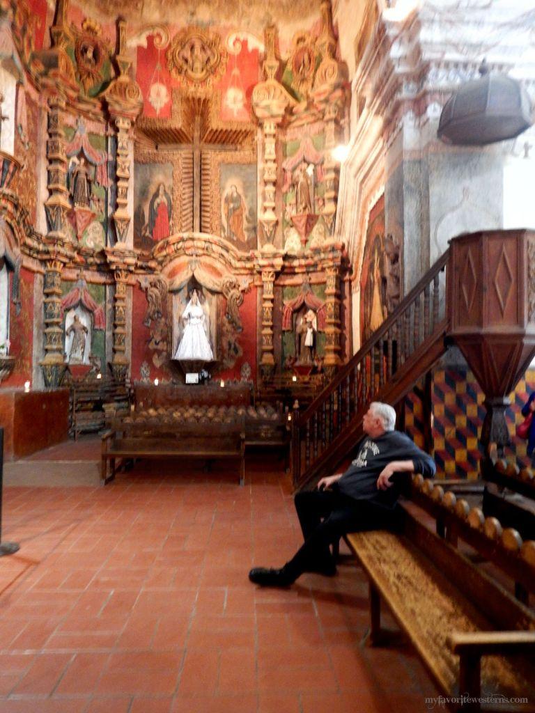 Mission San Xavier Del Bac 19
