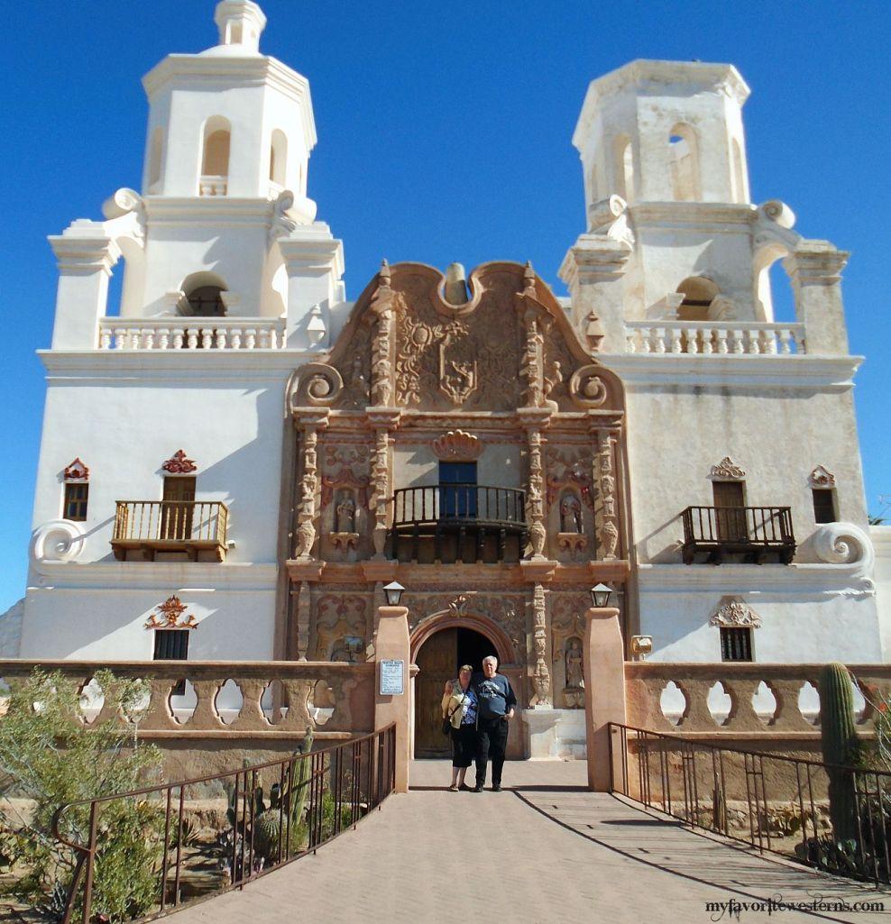 Mission San Xavier Del Bac 2