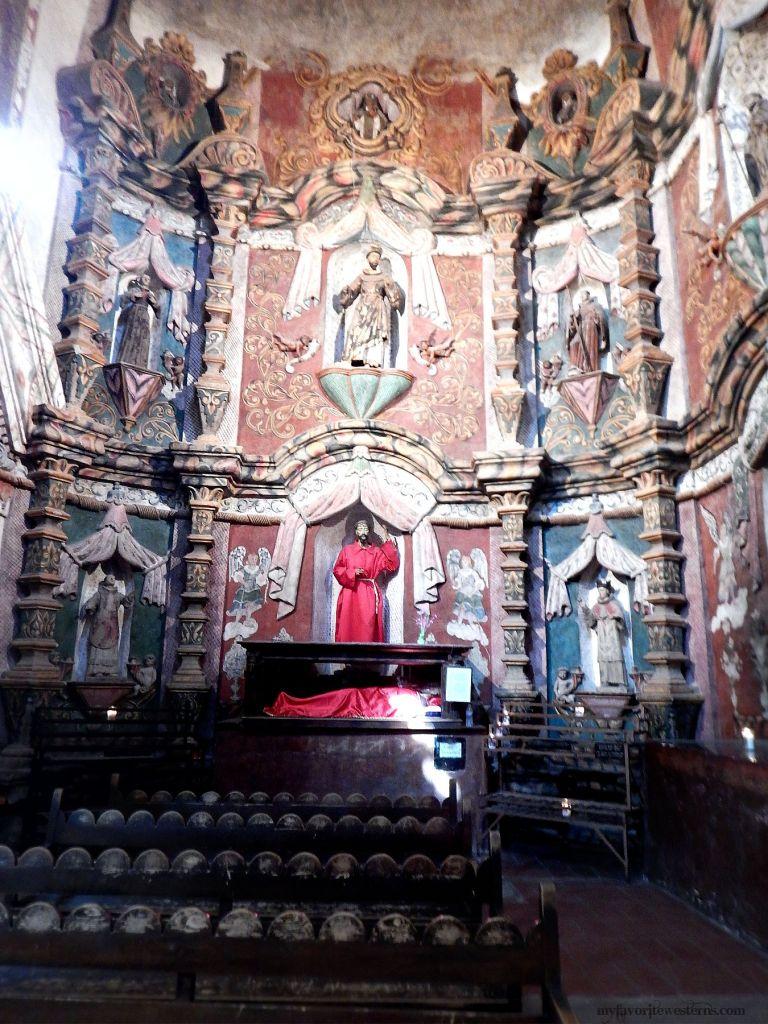 Mission San Xavier Del Bac 20