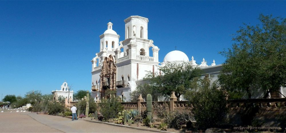 Mission San Xavier Del Bac 5