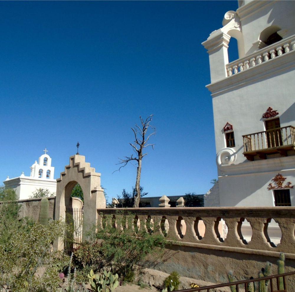Mission San Xavier Del Bac 6