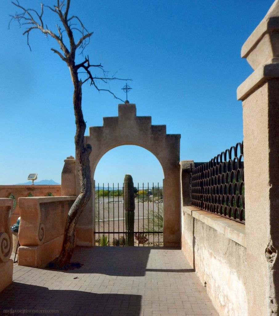 Mission San Xavier Del Bac 7