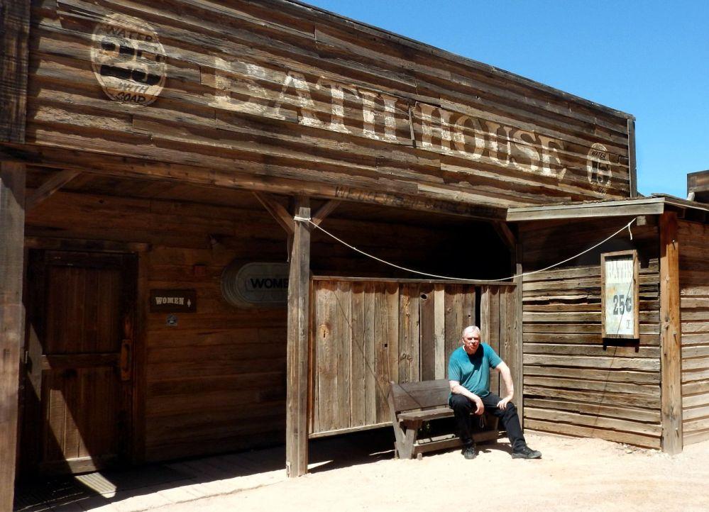 Old Tucson 2 Bath House