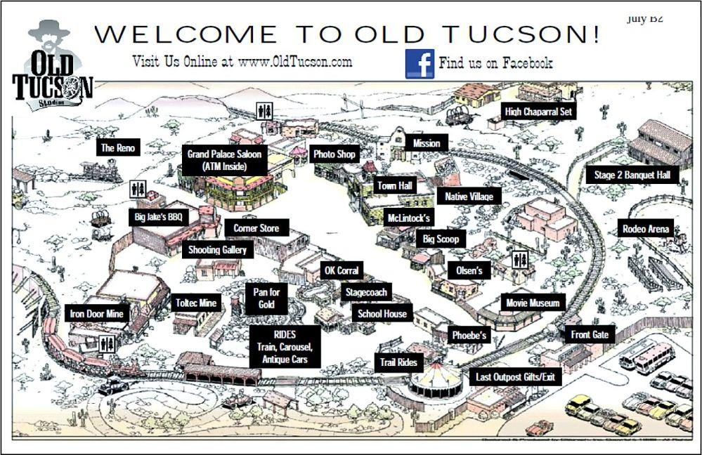 Old Tucson 2