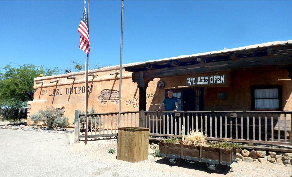 Old Tucson Gift Shop