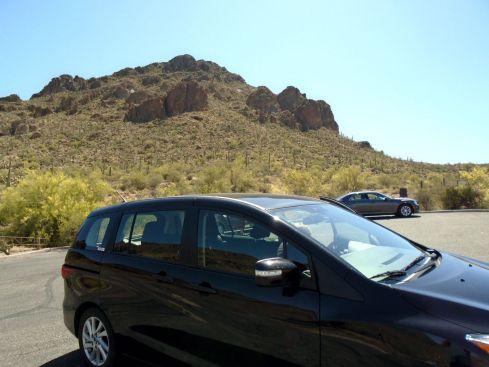 Old Tucson rest stop