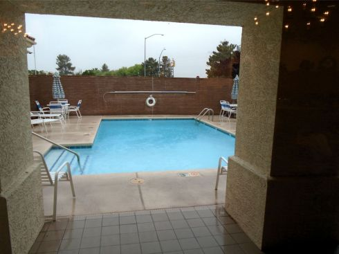 Rainy Pool ... Sierra Vista