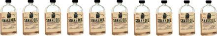 snake oil bar