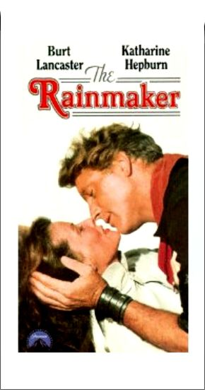 The Rainmaker poster
