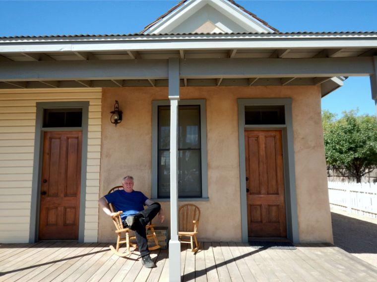 Wyatt Earp House 3