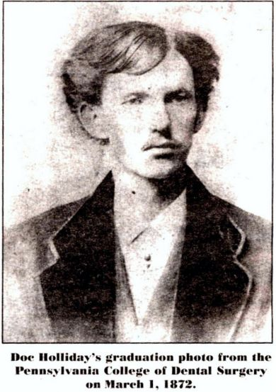 Young Doc Holliday