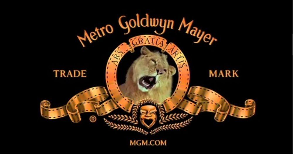 MGM screen logo