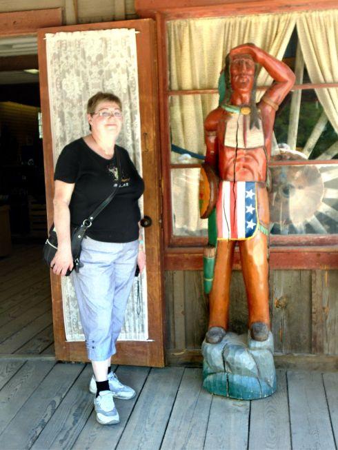 Old Tucson McClintock Mercantile 2
