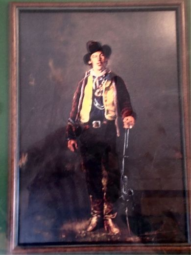 Old Tucson Studios Billy the Kid
