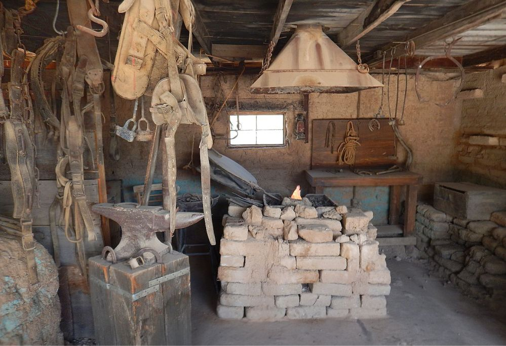 Old Tucson Studios Blacksmith 2