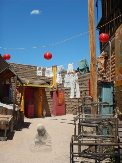 Old Tucson Studios Chinese Alley 2