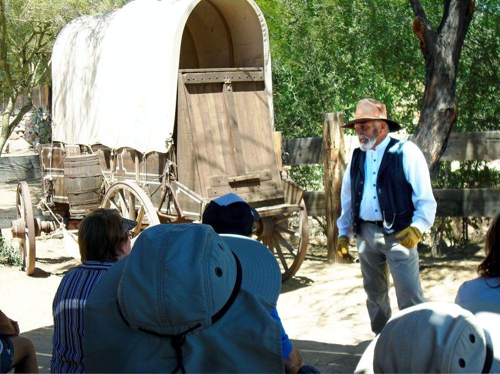 Old Tucson Studios Stagecoach
