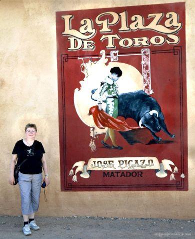 Old Tucson Studios  El Toro