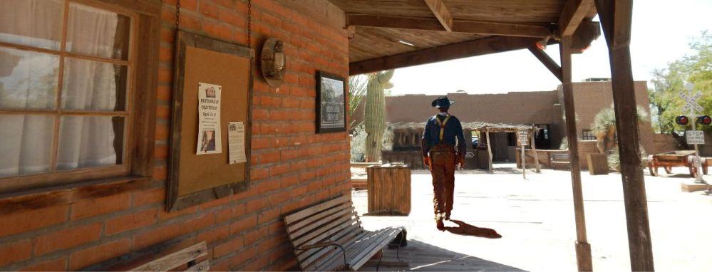 Old Tucson Studios museum