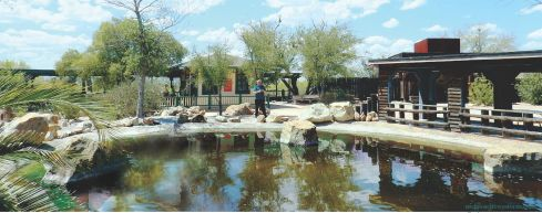 Old Tucson Studios Oasis 3