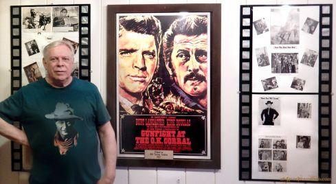 Old Tucson Studios OK Corral Poster