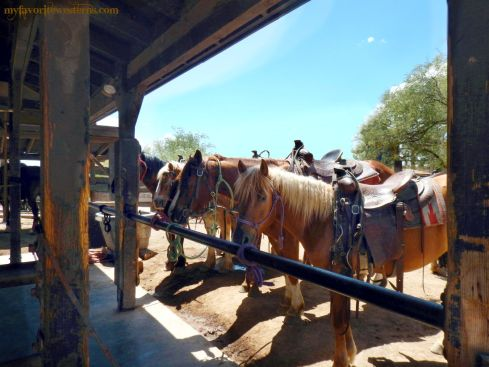 Old Tucson Studios Stables 2
