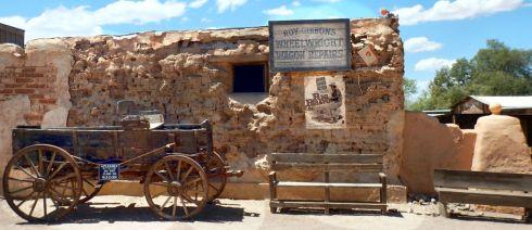 Old Tucson Studios wagon