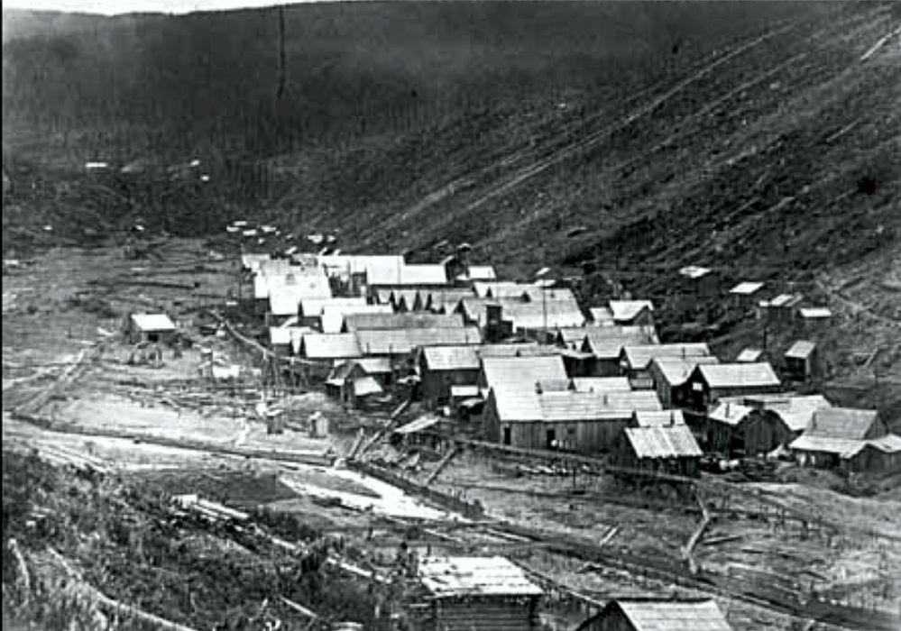 Barkerville British Columbia