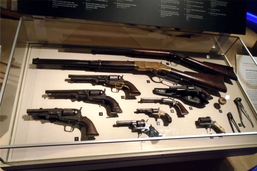 Gold and Guns