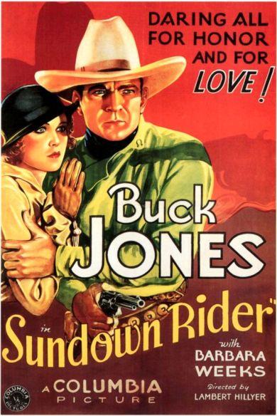 1932 Sundown Rider