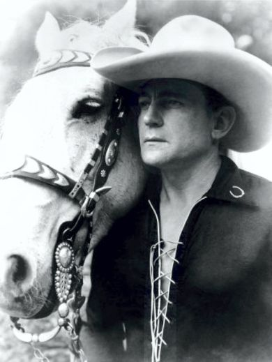 BUCK JONES and SILVER 2