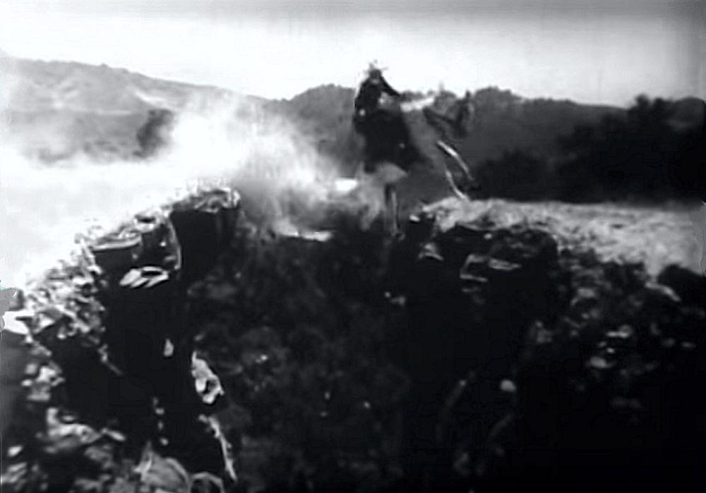 Buck Jones cliff jump 10
