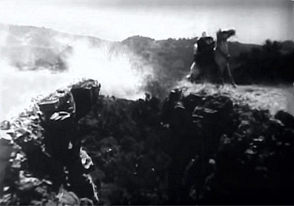 Buck Jones cliff jump 14