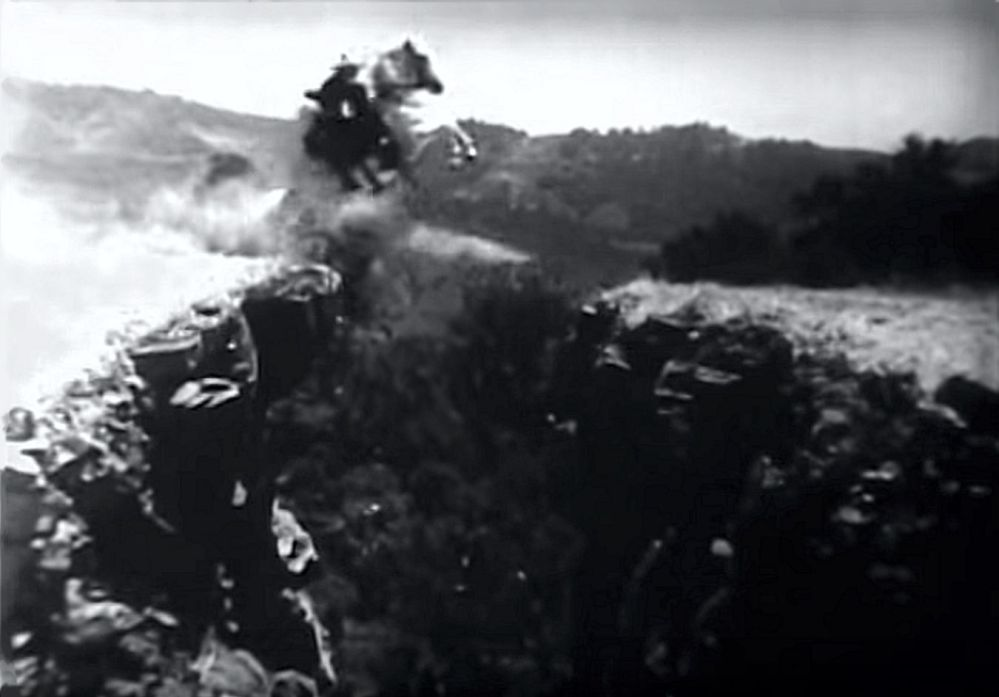 Buck Jones cliff jump 7