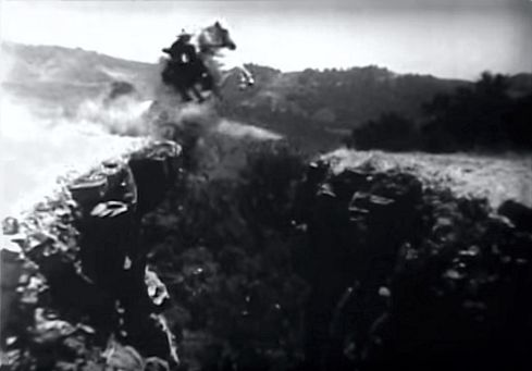 Buck Jones cliff jump 7