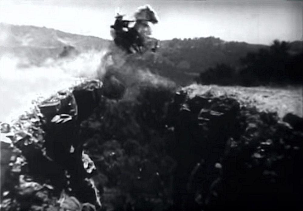Buck Jones cliff jump 8