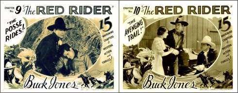 Buck Jones Serial Red Rider 2